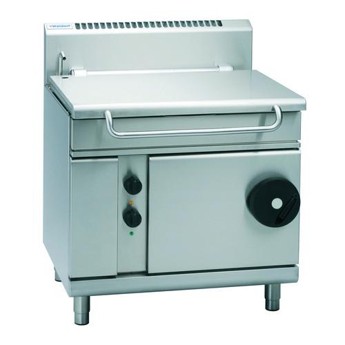 BRATT PAN MANUAL TILT 80L GAS WALDORF