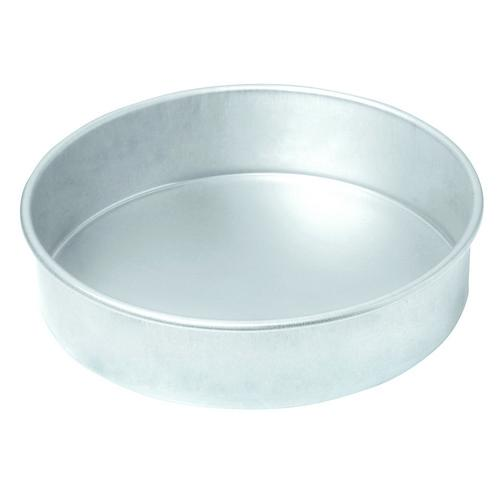 CAKE PAN UNCOATED ROUND 200X50MM CHICAGO