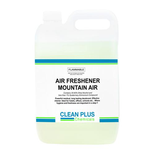 AIR FRESHENER MOUNTAIN AIR 15L CLEAN PLUS