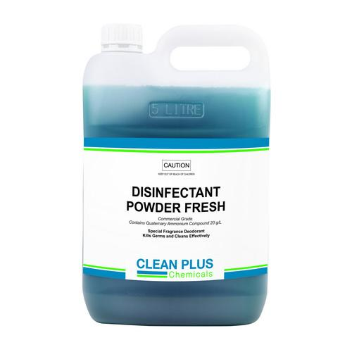 DISINFECTANT POWDER FRESH 15L CLEAN PLUS