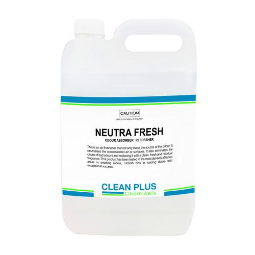ODOUR NEUTRALISER NEUTRA FRESH 15L CLEAN PLUS