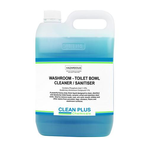 WASHROOM / TOILET CLEANER 15L CLEAN PLUS