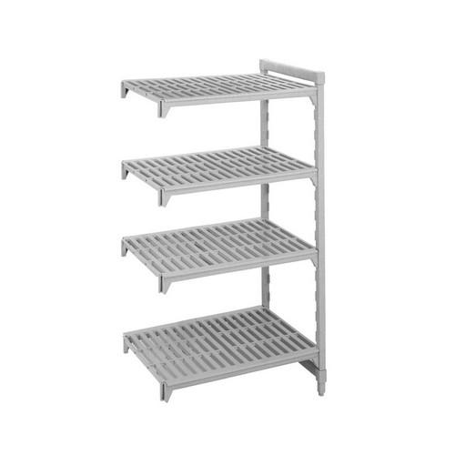 CAMSHELVING ADD ON UNIT 4 TIER 1220X610X1830MM CAMBRO