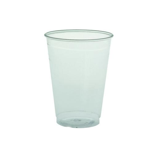 CUP PLASTIC CLEAR 350ML PP ANCHOR (CT1000)