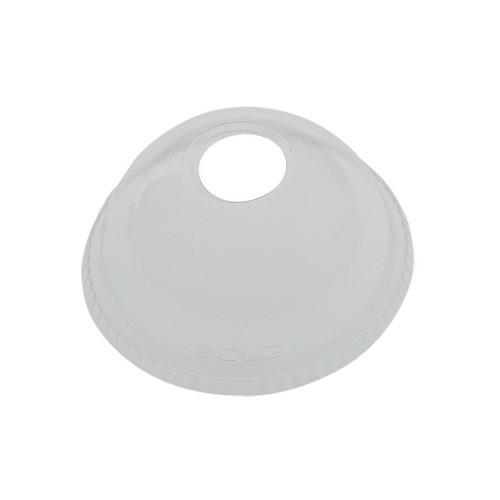 LID PLASTIC CLEAR DOME FOR 285 / 350ML CUP ANCHOR (CT1000)