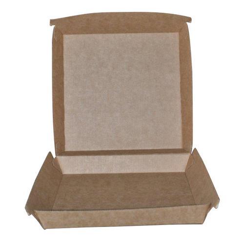 PIZZA BOX BETA BOARD BROWN 163X163X47MM (CT250)