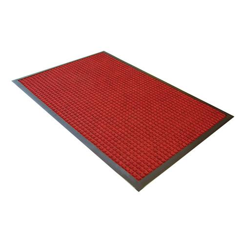 MAT ENTRANCE ABSORBA 860X1440MM RED