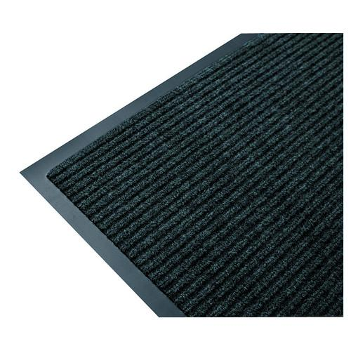MAT ENTRANCE RIBBED 1200X1800MM PEPPER