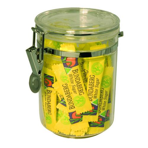 CANISTER STORAGE ACRYLIC CLEAR 1.75L IMPRESS