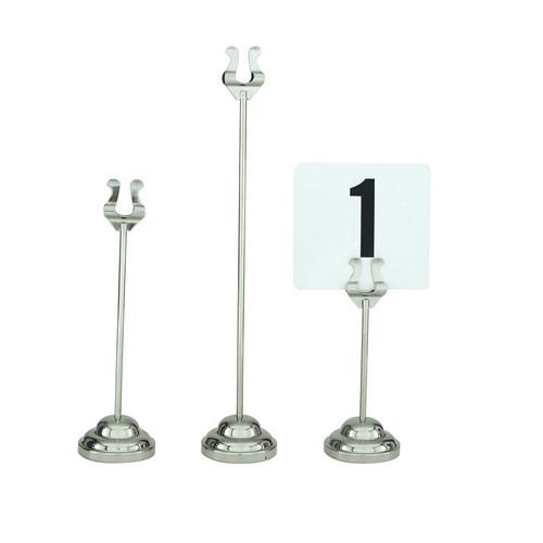 TABLE NUMBER STAND 380MM HARP H/D BASE