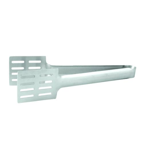 TONG PASTRY S/S 240MM FLAT / SLOTTED