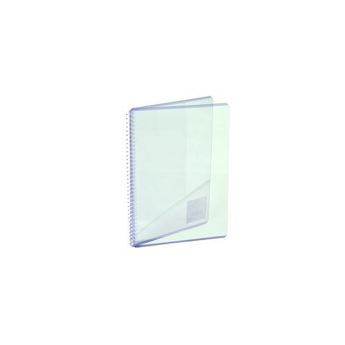 MENU COVER CRYSTAL A5 3 PANEL 148X210MM