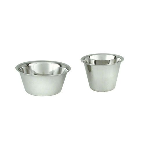 SAUCE CUP / DARIOL MOULD S/S 265ML 110X65MM