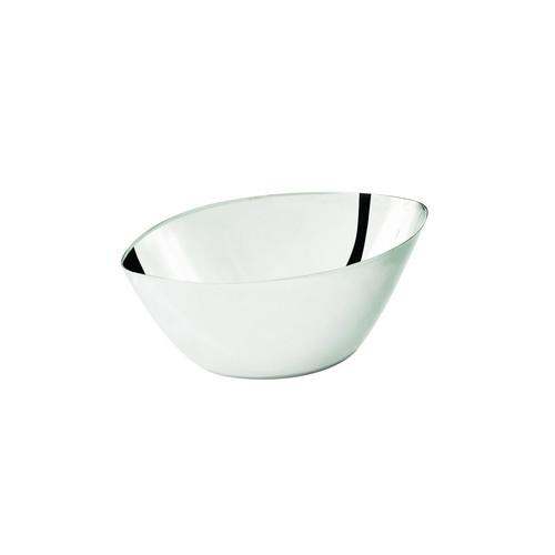 DISH SAUCE OVAL BOAT S/S 90X57X36MM