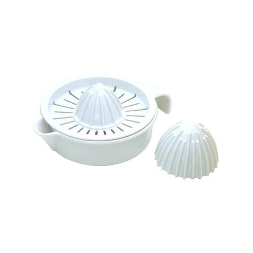 CITRUS JUICER PLASTIC W/BOWL 140MM CUISENA