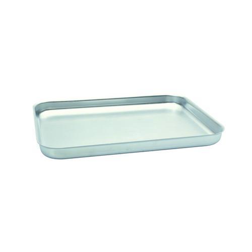 BAKING PAN ALUM RECT 610X457X38MM STRAIGHT SIDES