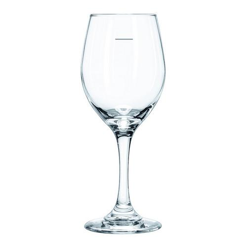 WINE GLASS 326ML PERCEPTION LIBBEY P/L @ 150ML