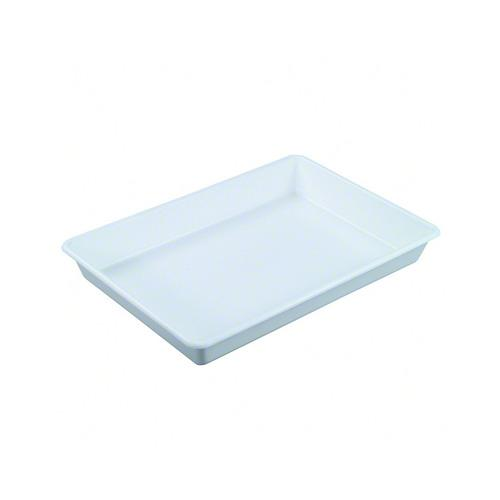 TRAY CONFECTIONERY / FOOD DISPLAY WHITE 455X343X32MM NALLY