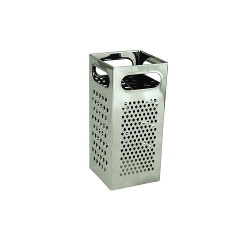 GRATER S/S 4 SIDED BOX H/DUTY 100X100X230MM