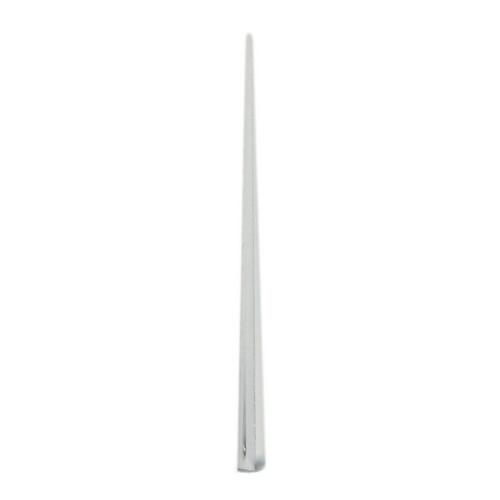 SWIZZLE STICK / PICK CLEAR PRISM 90MM ALPEN (PK500)