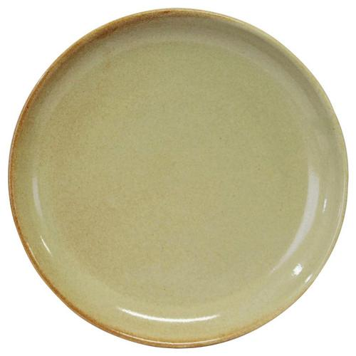 PLATE ROUND ROLLED EDGE 190MM FLAME ARTISTICA