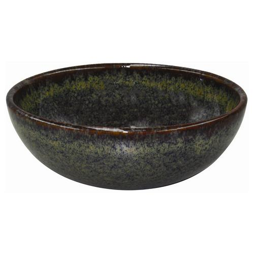 BOWL ROUND CEREAL 160MM REACTIVE BROWN ARTISTICA
