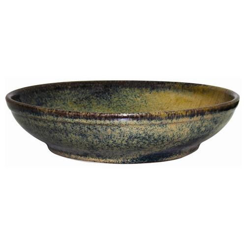 BOWL ROUND FLARED 230MM REACTIVE BROWN ARTISTICA