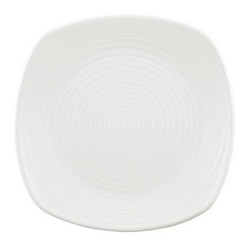 PLATE SQUARE CHEFS 216MM PEARL EVOLUTION DUDSON