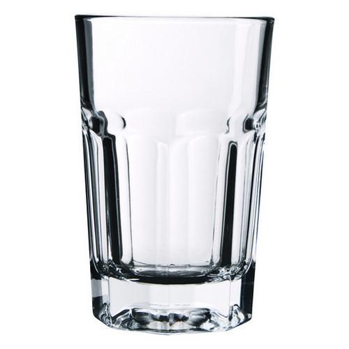 HI BALL GLASS 266ML CASABLANCA CROWN