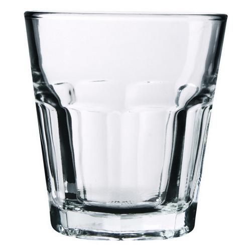 OLD FASHION GLASS 266ML CASABLANCA CROWN
