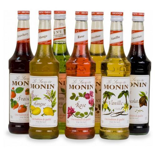 SYRUP GREEN TEA SYRUP 700ML MONIN