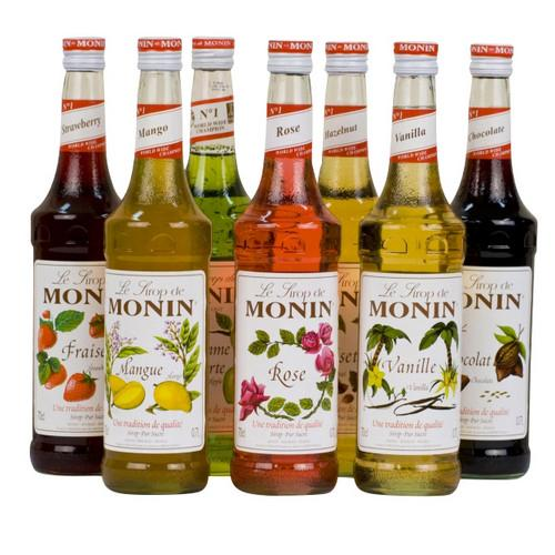 SYRUP WILDBERRY 700ML MONIN