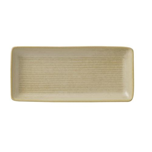 TRAY RECT CHEFS 356X165MM SAND EVOLUTION DUDSON