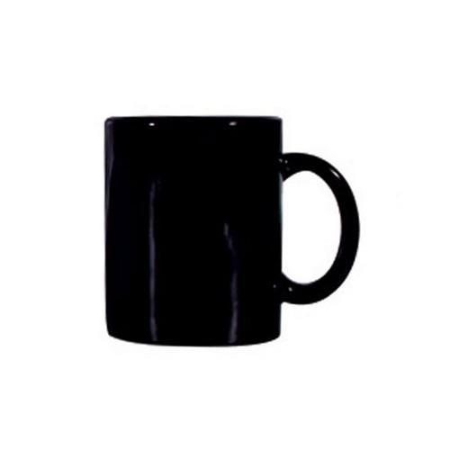 MUG COFFEE CAN SHAPE BLACK 340ML