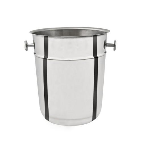 CHAMPAGNE BUCKET S/S 2 BOTTLE 225X260MM