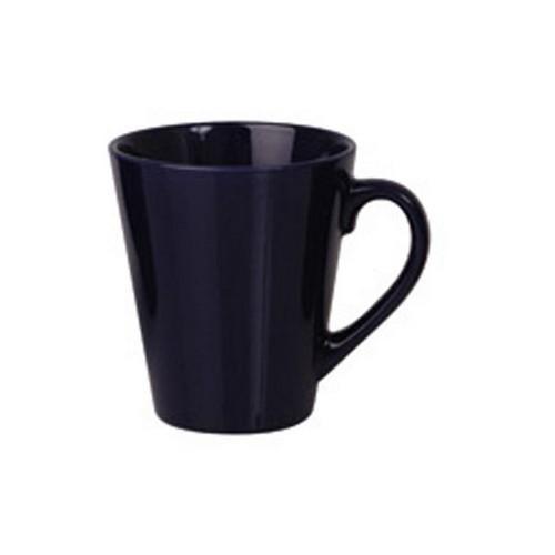 MUG COFFEE TAPERED BLUE 280ML