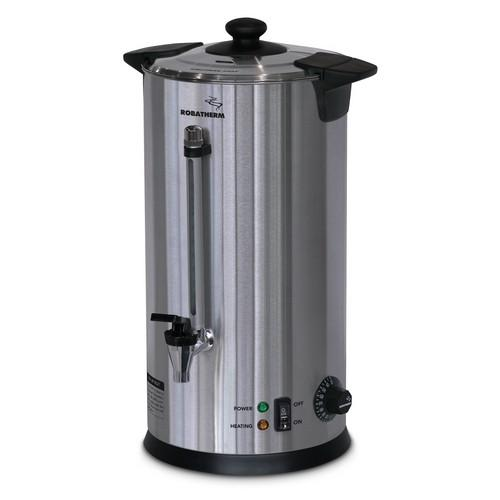 URN HOT WATER S/S 10L VARIABLE TEMP 2300W ROBATHERM