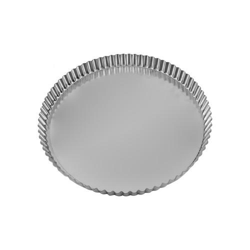 QUICHE PAN TIN FLUTED 280MM LOOSE BASE GUERY