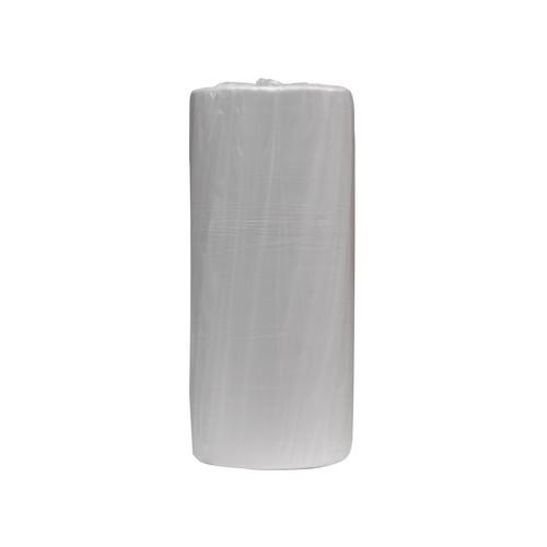 PRODUCE ROLL BAG PLASTIC NATURAL 460X250X100MM (CT6)