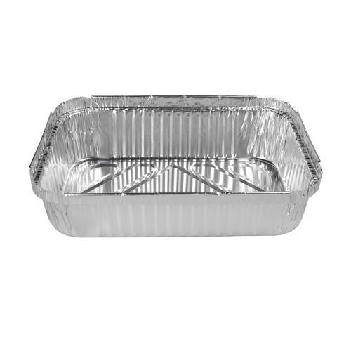 CONTAINER FOIL RECT CATERING 3.5L 296X236X50MM (CT100)