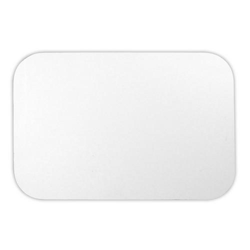 LID FOIL LINED BOARD FOR 990ML FOIL CONTAINER (PK400)