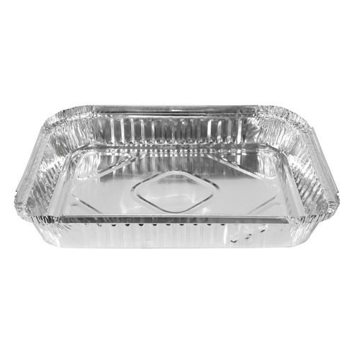 CONTAINER FOIL RECT CATERING 2.5L 302X240X35MM (CT100)