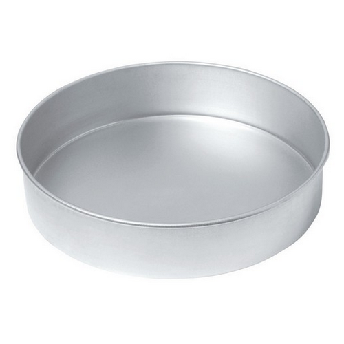 CAKE PAN UNCOATED ROUND 230X50MM CHICAGO