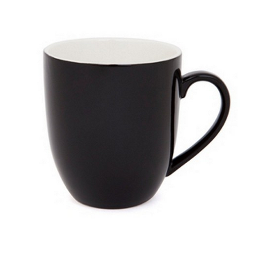 MUG COFFEE BLACK 380ML