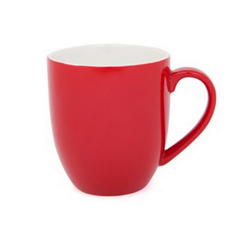 MUG COFFEE RED 380ML