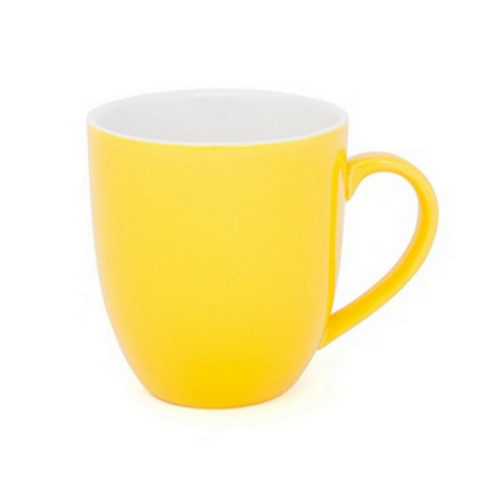 MUG COFFEE YELLOW 380ML
