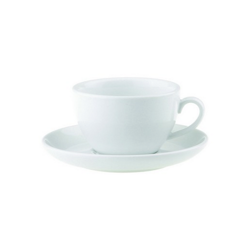 CUP CAPPUCCINO THICK WALL 300ML ROYAL PORCELAIN