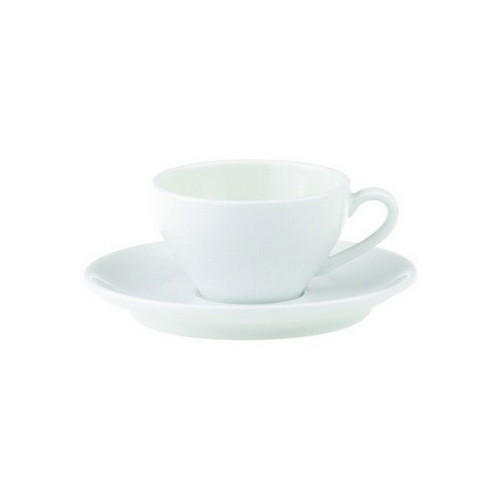 CUP ESPRESSO TAPERED 75ML ROYAL PORCELAIN