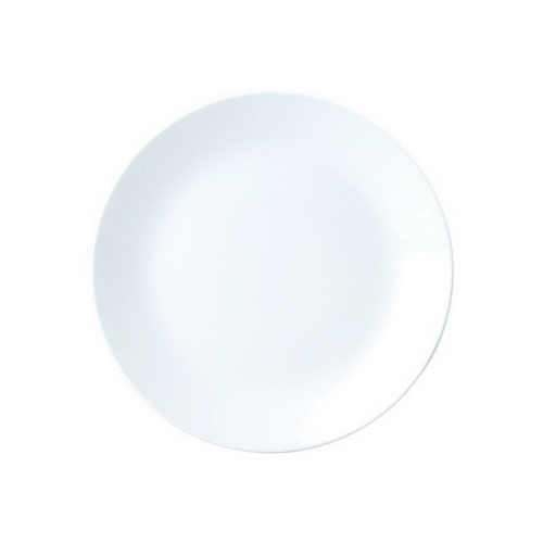 PLATE ROUND COUPE 210MM ROYAL PORCELAIN