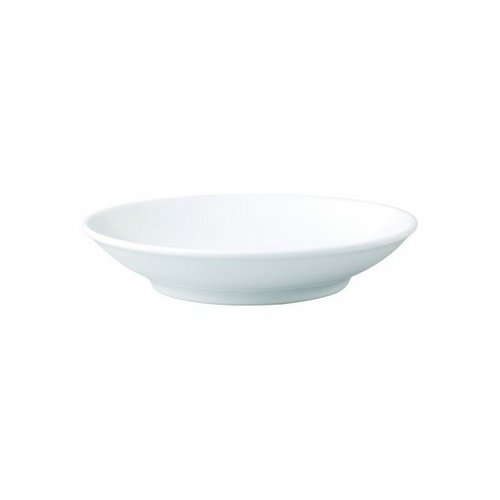 PLATE ROUND DEEP COUPE 260MM ROYAL PORCELAIN
